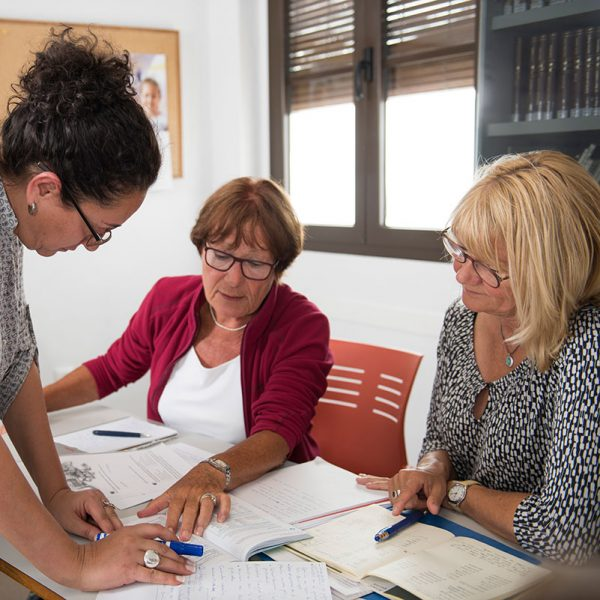Spanish super intensive course - Curso Super intensivo de Español