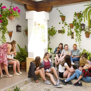 Study abroad. Study in Conil de la Frontera