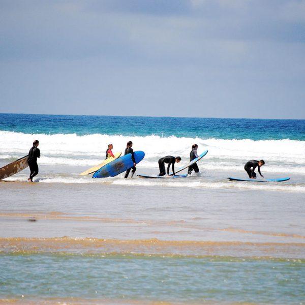 Curso de Surf en Conil